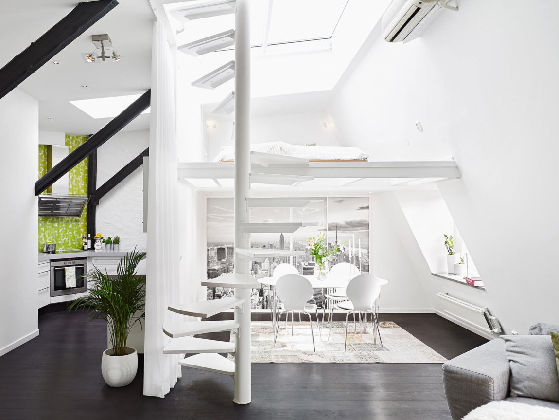 Stunning loft with unique floor plan (7)