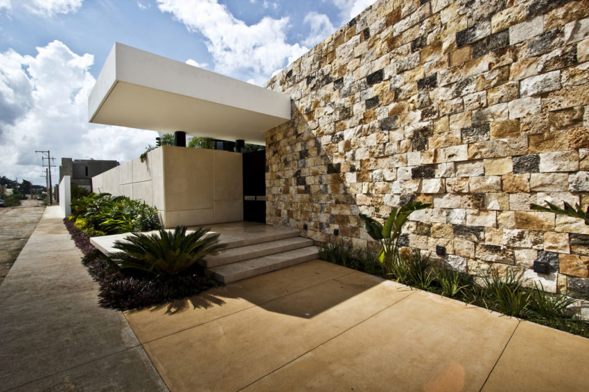 Temozón House by Carrillo Arquitectos y Asociados (3)