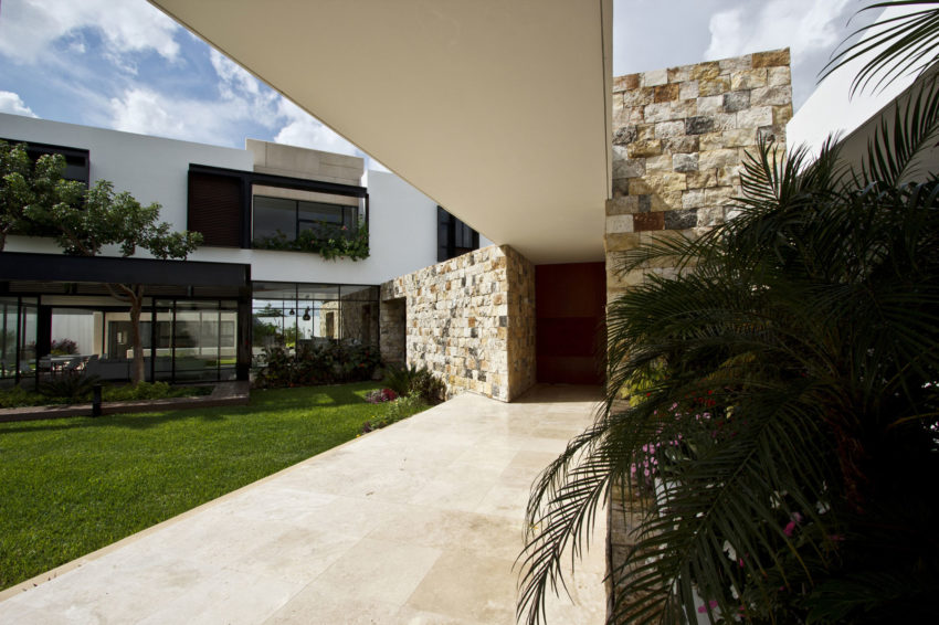 Temozón House by Carrillo Arquitectos y Asociados (4)