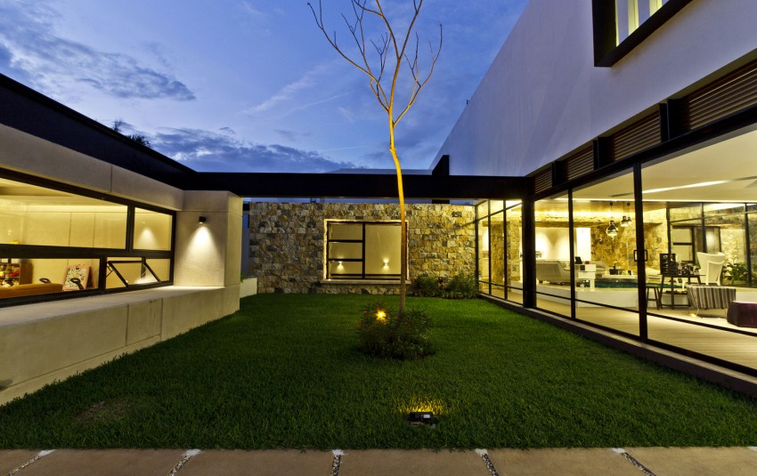 Temozón House by Carrillo Arquitectos y Asociados (16)