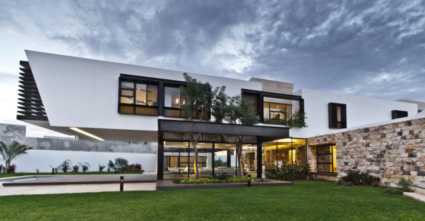 Temozón House by Carrillo Arquitectos y Asociados (18)