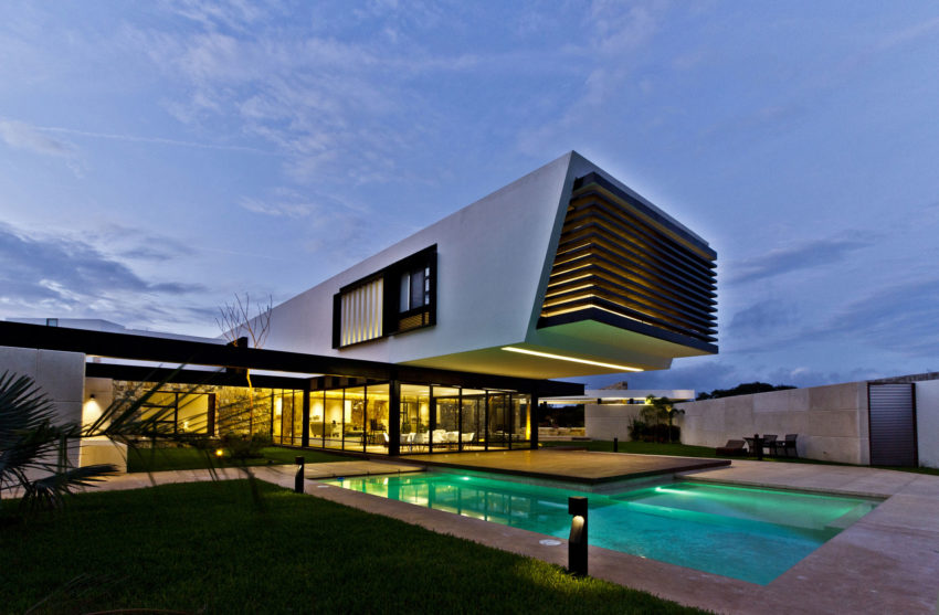 Temozón House by Carrillo Arquitectos y Asociados (20)