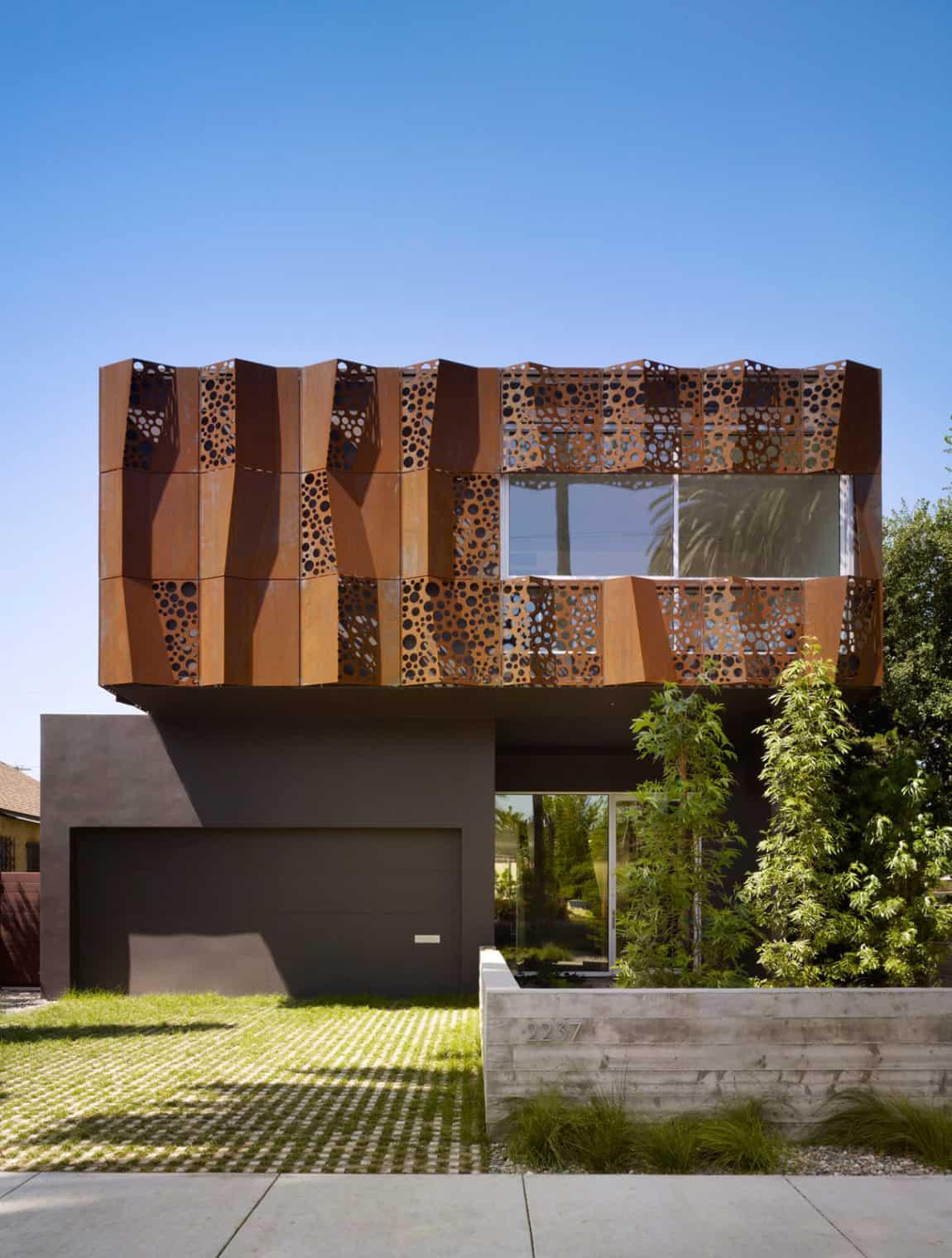 The Walnut Residence by Modal Design (1)