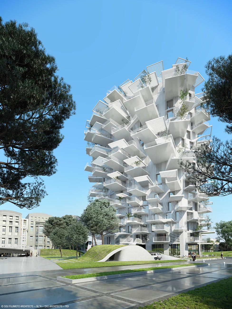 The White Tree by Sou Fujimoto Architects (2)