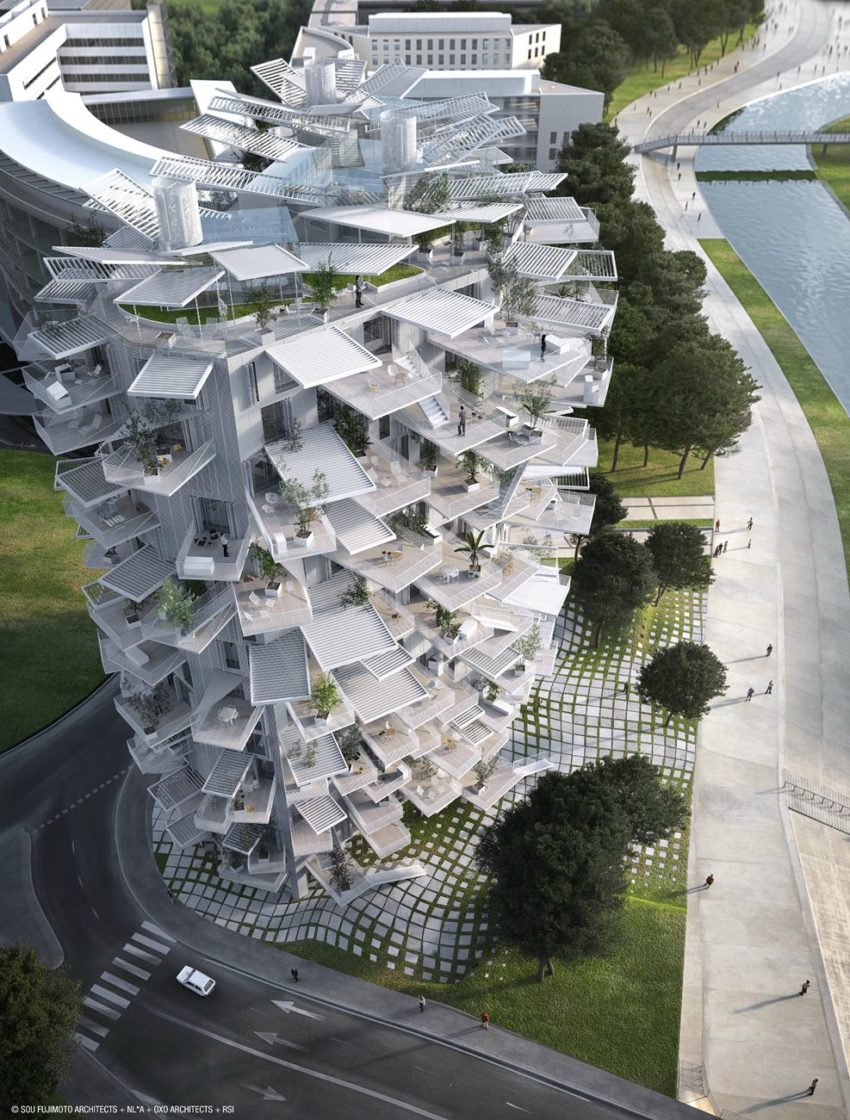 The White Tree by Sou Fujimoto Architects (3)