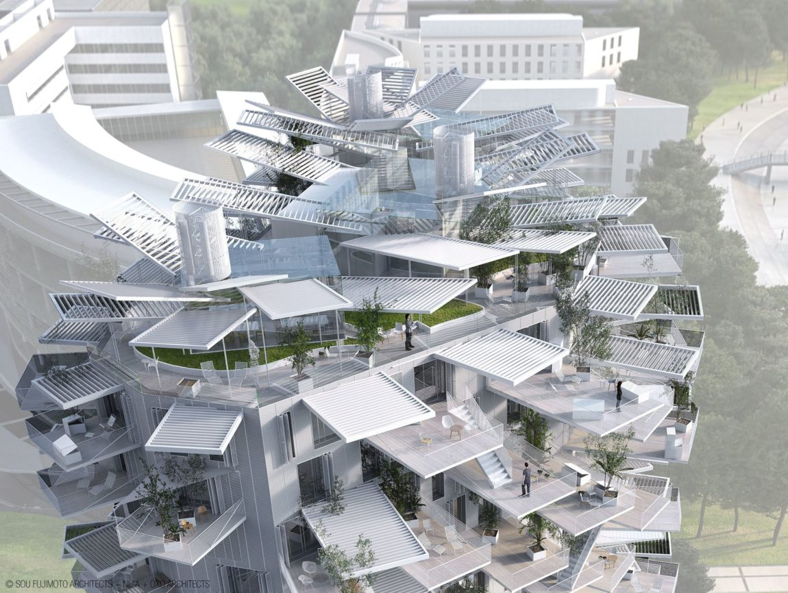 The White Tree by Sou Fujimoto Architects (4)