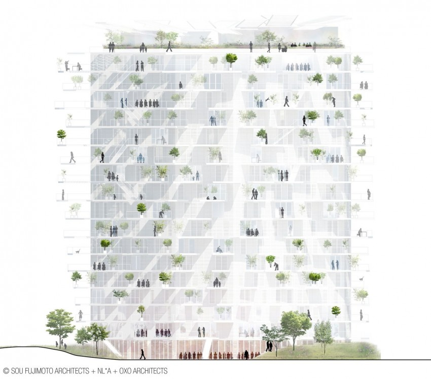 The White Tree by Sou Fujimoto Architects (14)