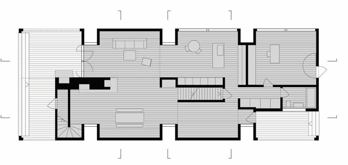 Tsai residence by HHF Architects & Ai Weiwei (25)