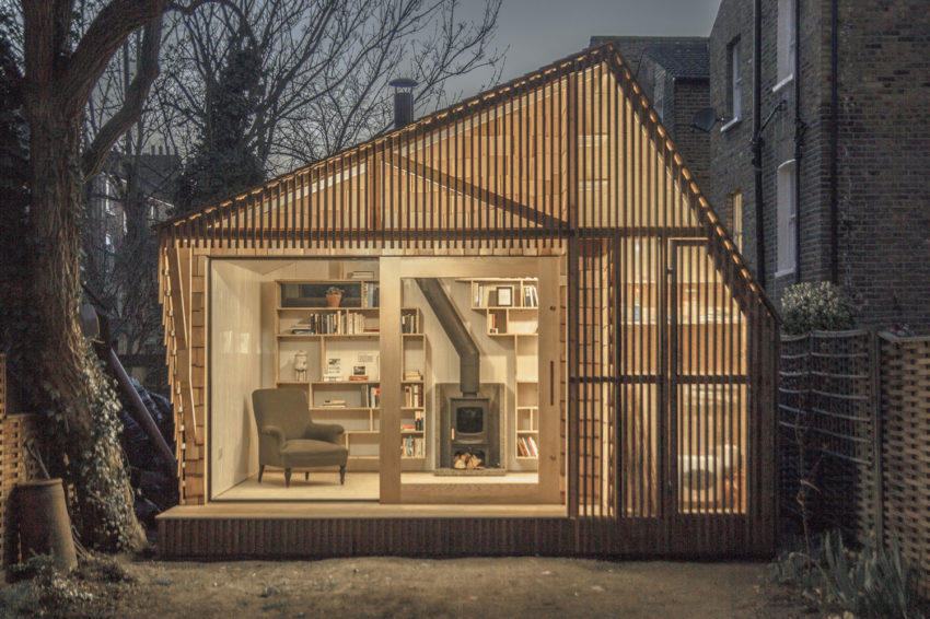 Writer's Shed by Weston Surman & Deane Arch (11)