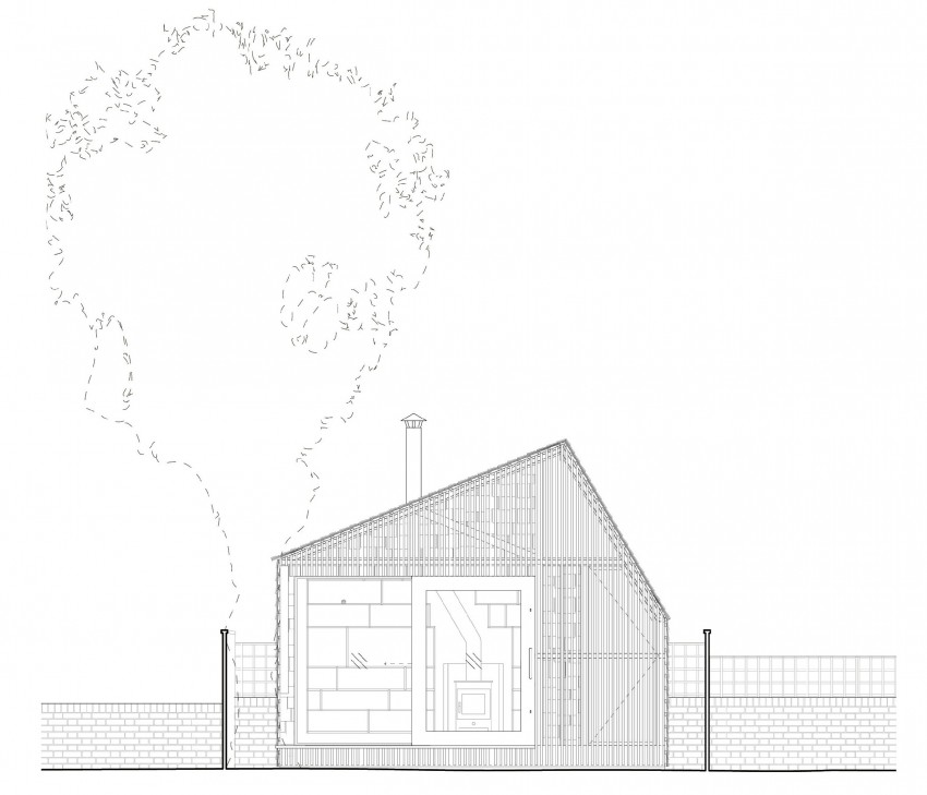 Writer's Shed by Weston Surman & Deane Arch (16)