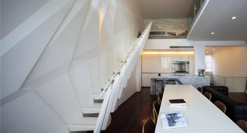 Wulumuqi Road Apartment by SKEW Collaborative (6)