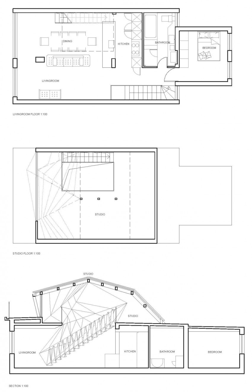 Wulumuqi Road Apartment by SKEW Collaborative (10)