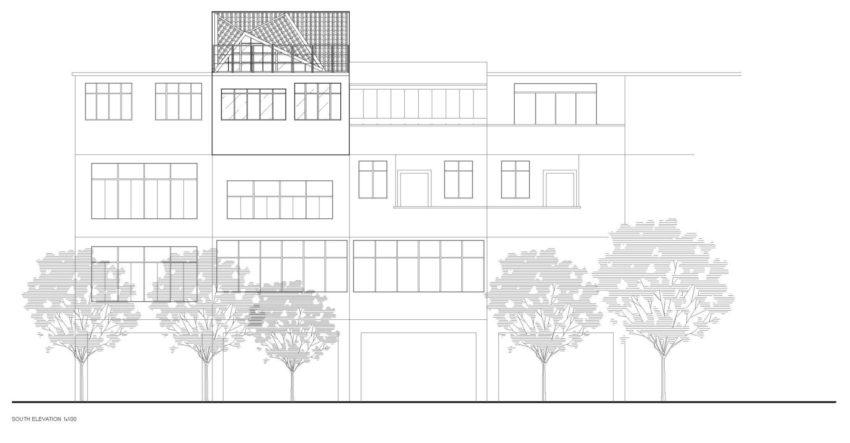 Wulumuqi Road Apartment by SKEW Collaborative (11)