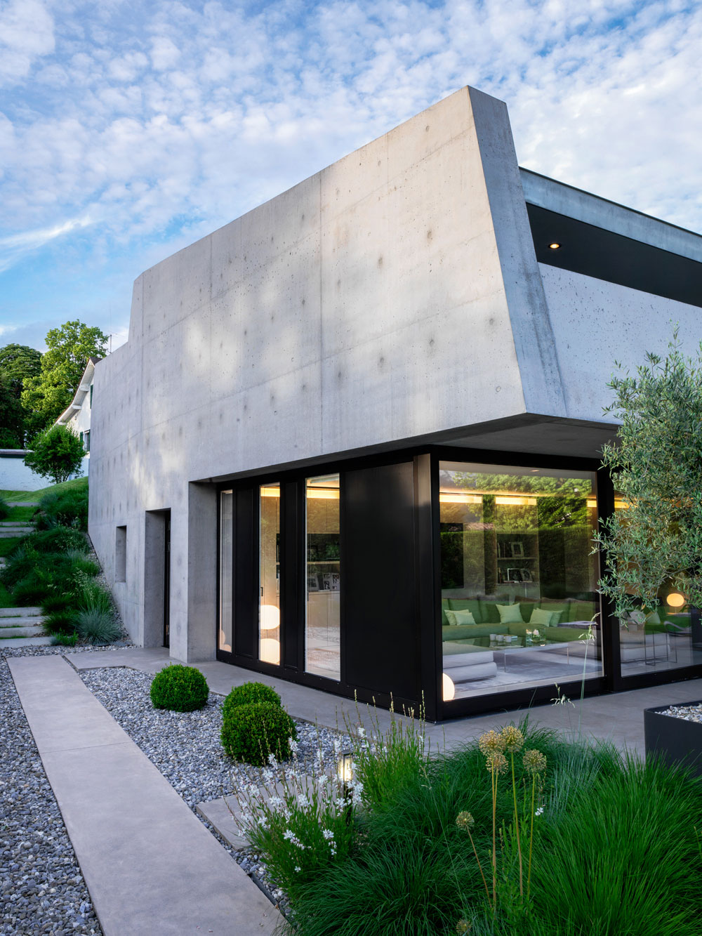 2LB House by Raphaël Nussbaumer Architectes (3)