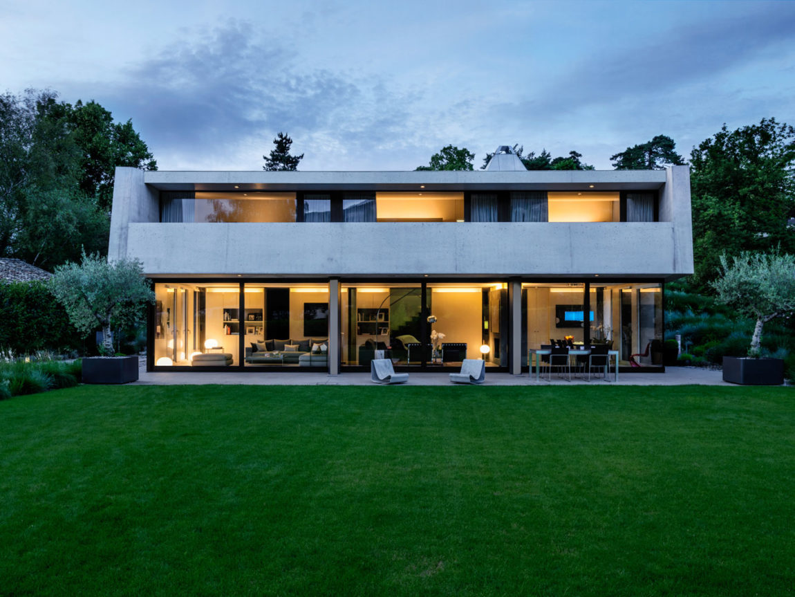 2LB House by Raphaël Nussbaumer Architectes (10)