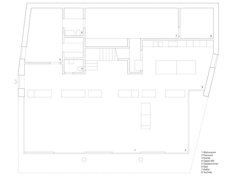 2LB House by Raphaël Nussbaumer Architectes (11)