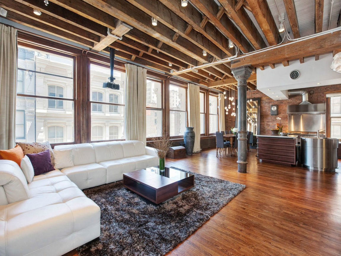 A Chic Apartment on Prince Street (4)