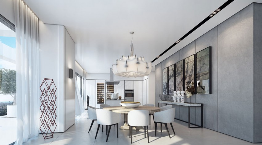 An Apartment in the W Boutique Tower by Ando Studio (4)