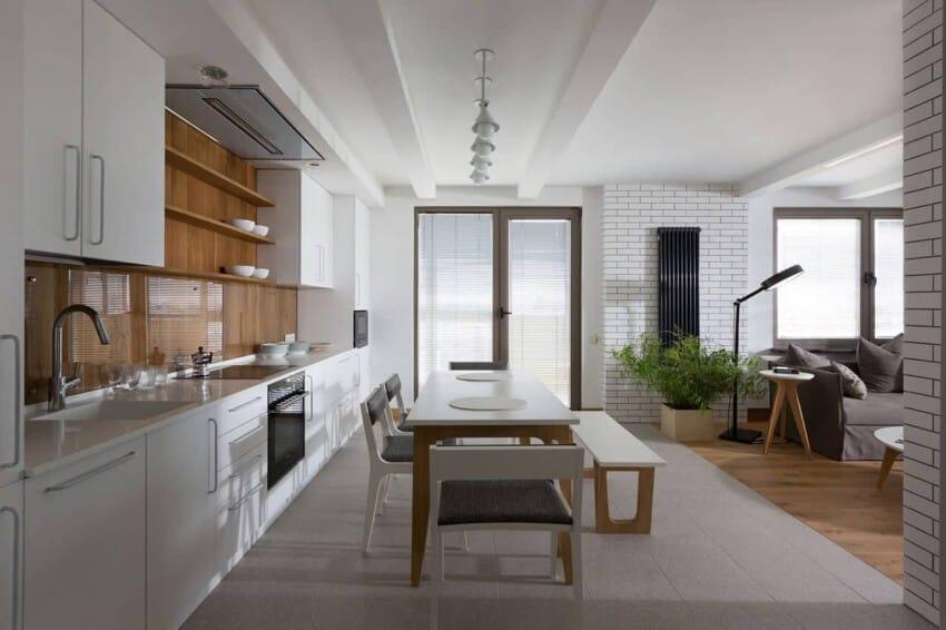 Apartment in Kiev by Olena Yudina (4)
