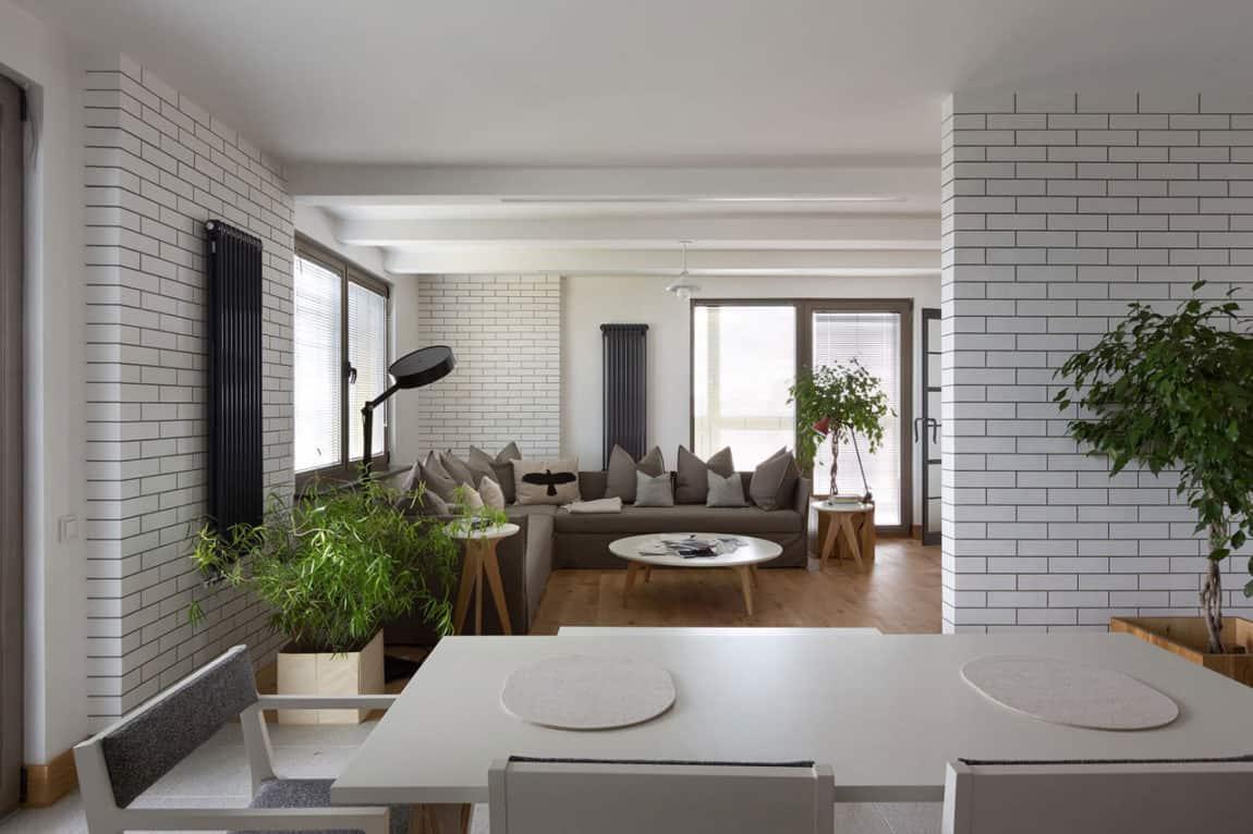 Apartment in Kiev by Olena Yudina (5)