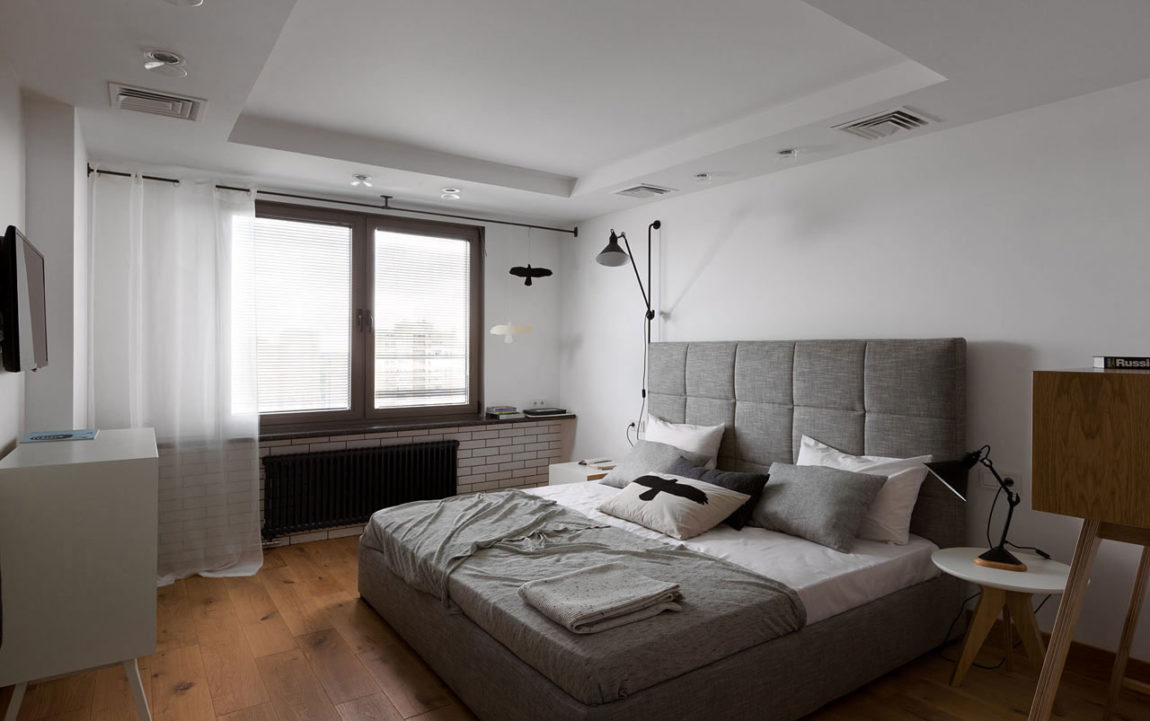 Apartment in Kiev by Olena Yudina (8)