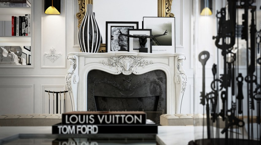 Apartment in Saint Germain by Ando Studio (1)