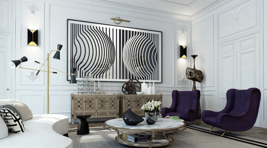 Apartment in Saint Germain by Ando Studio (4)