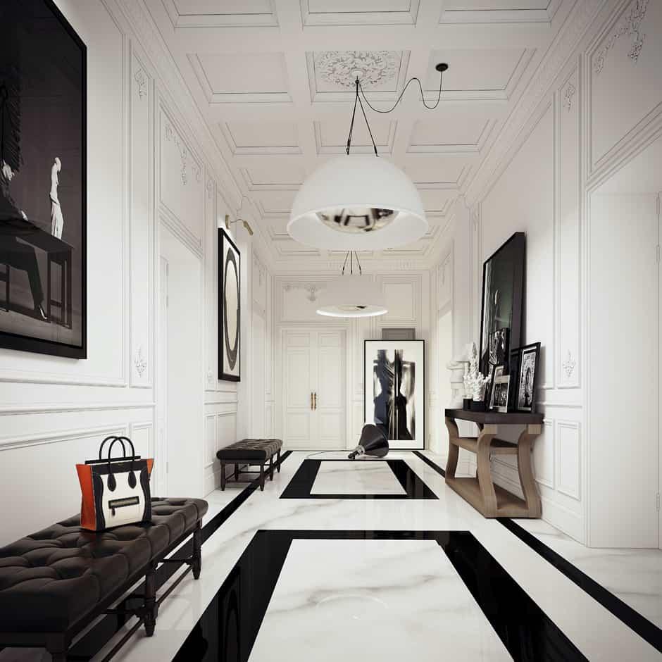 Apartment in Saint Germain by Ando Studio (8)