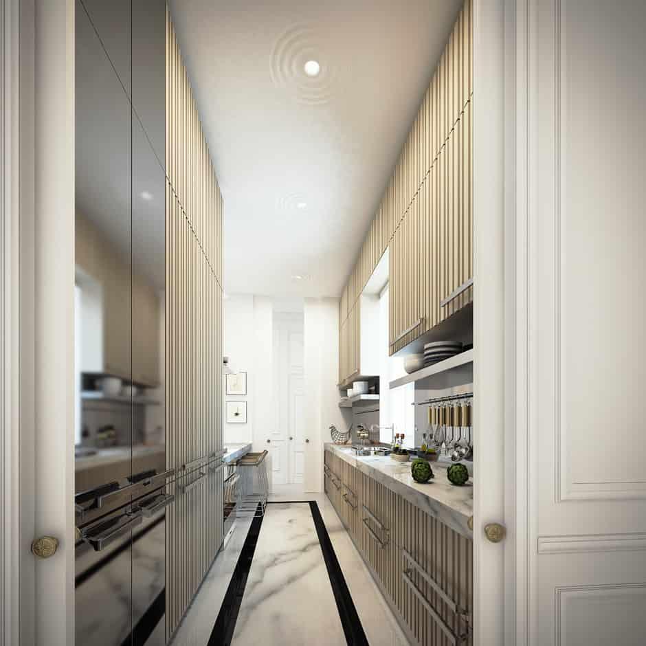 Apartment in Saint Germain by Ando Studio (11)