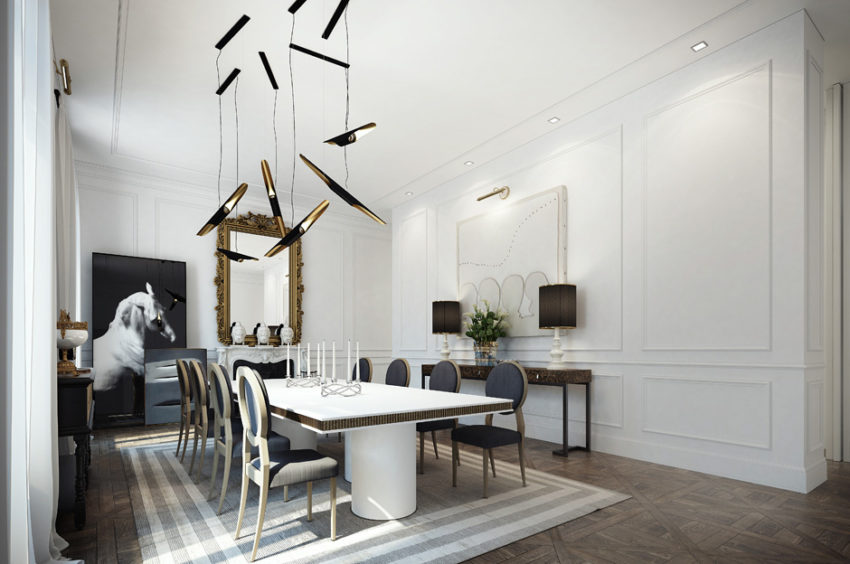 Apartment in Saint Germain by Ando Studio (13)