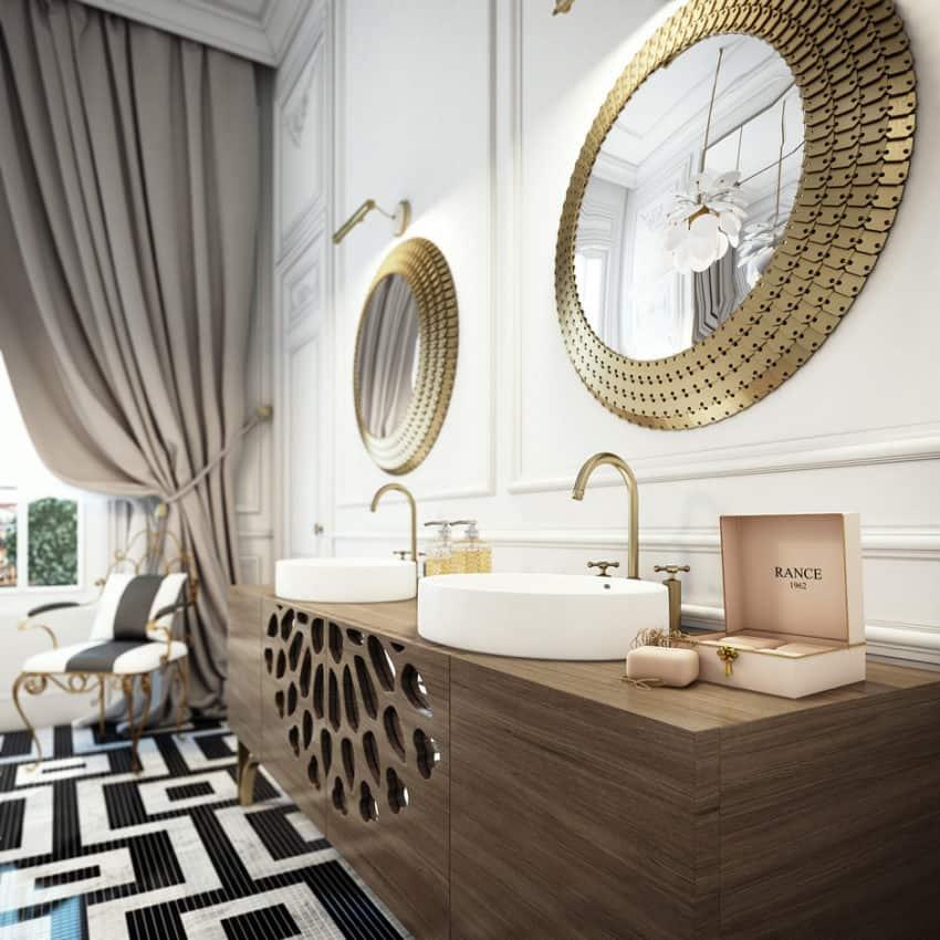 Apartment in Saint Germain by Ando Studio (16)