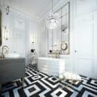 Apartment in Saint Germain by Ando Studio (17)