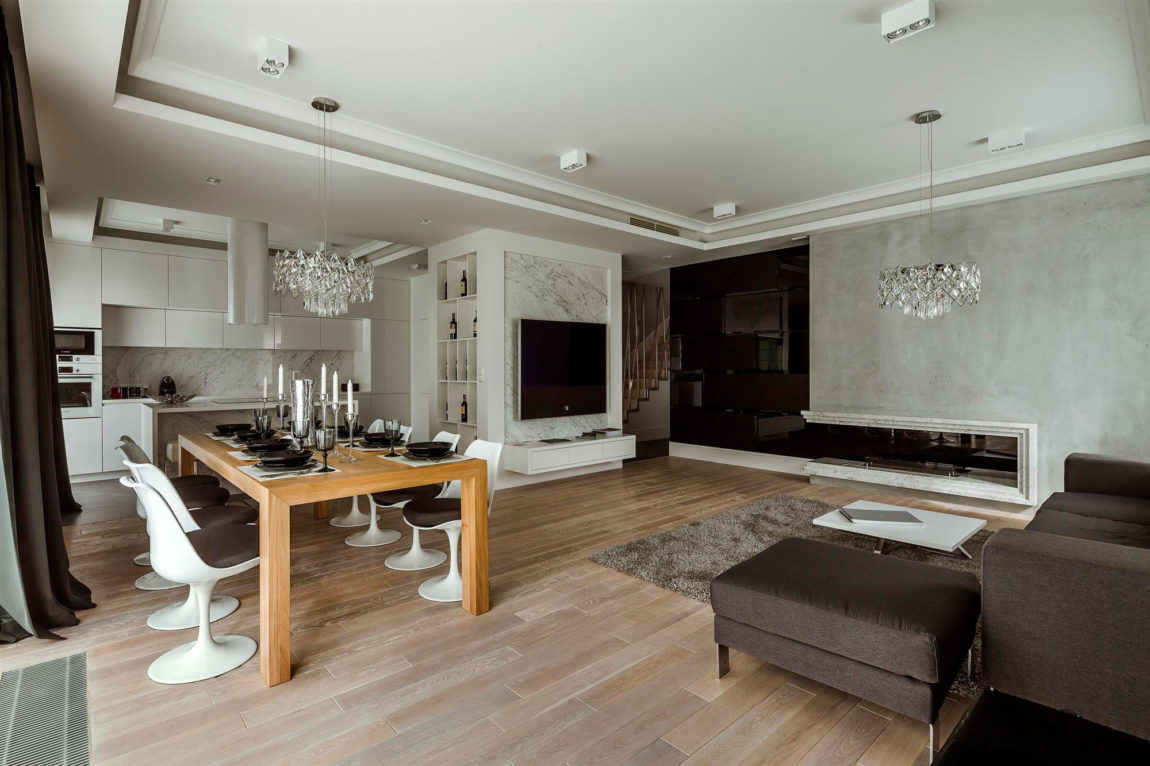Apartment in Warsaw by Hola Design (4)