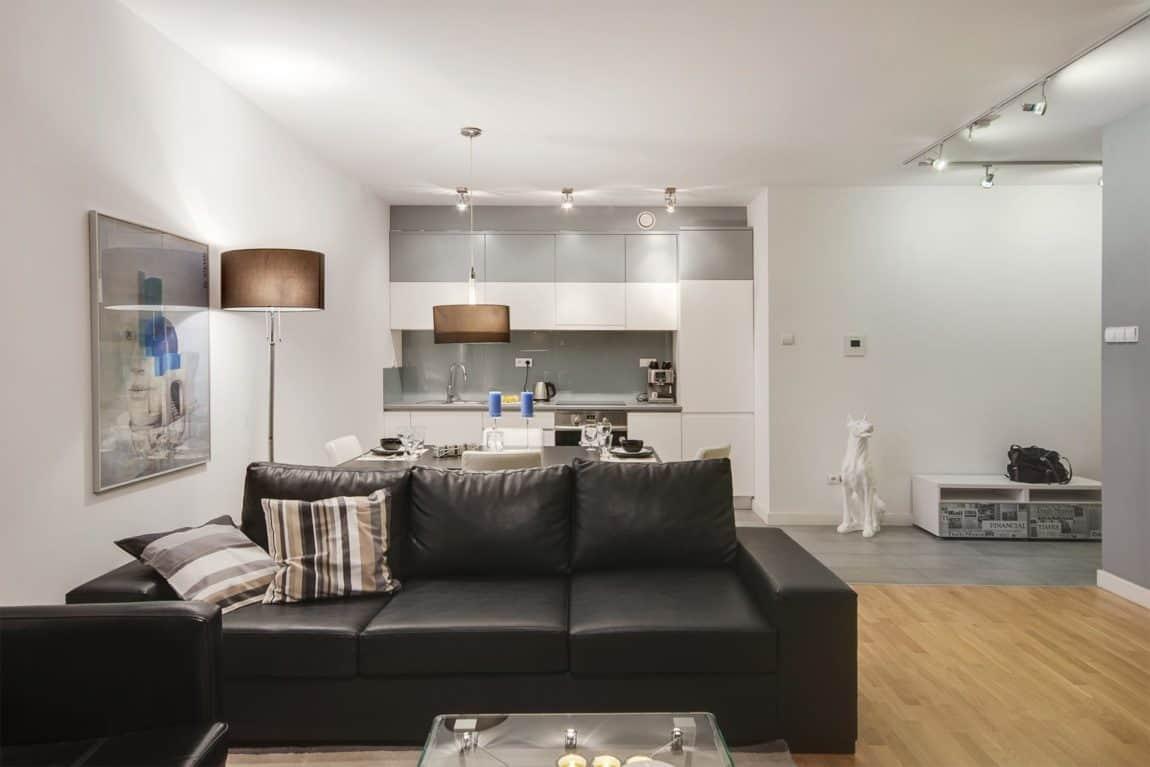 Wislane Tarasy Apartment in Krakow (1)