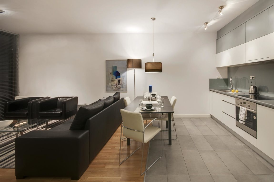 Wislane Tarasy Apartment in Krakow (3)