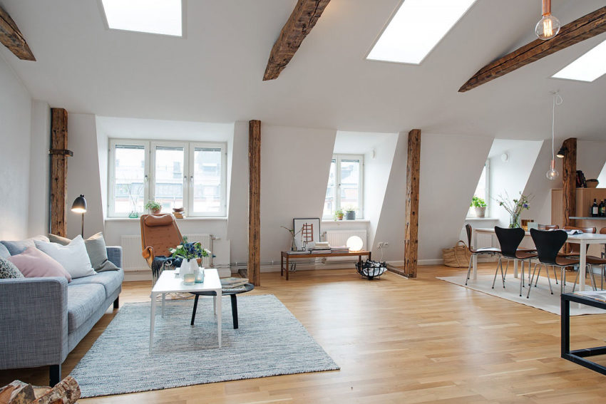 Apartment on Badhusgatan (3)