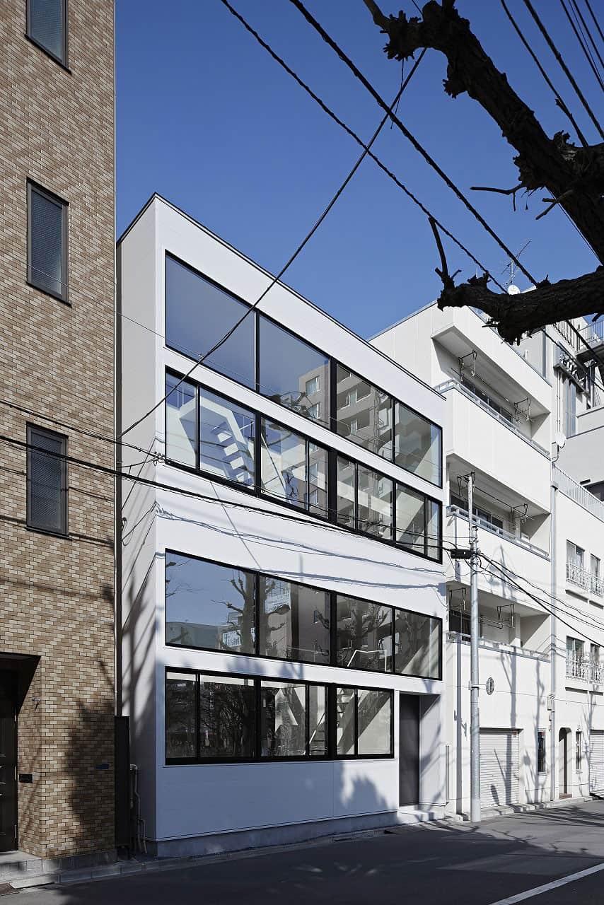 Asakusa Apartment by PANDA (2)