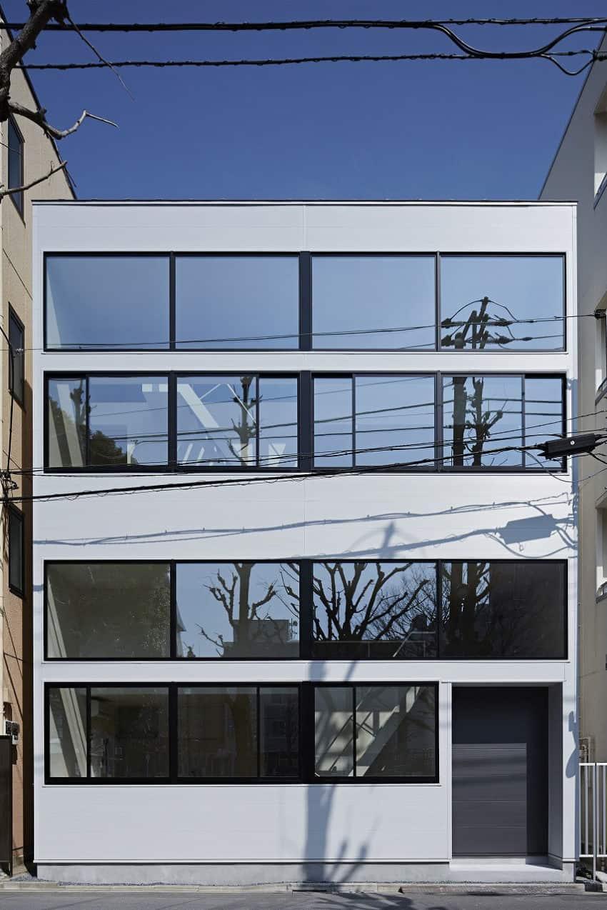 Asakusa Apartment by PANDA (3)