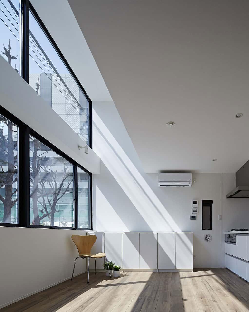 Asakusa Apartment by PANDA (4)