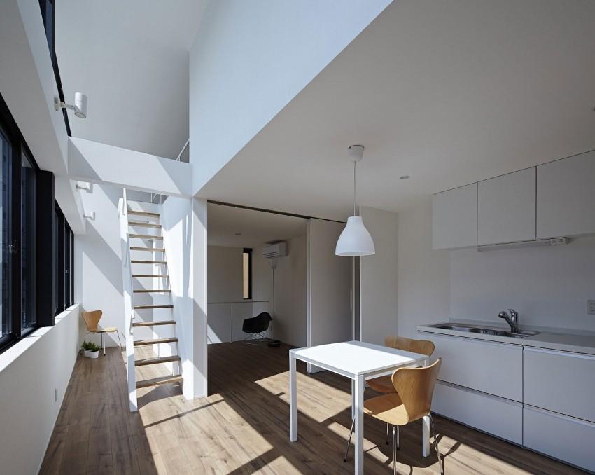 Asakusa Apartment by PANDA (7)
