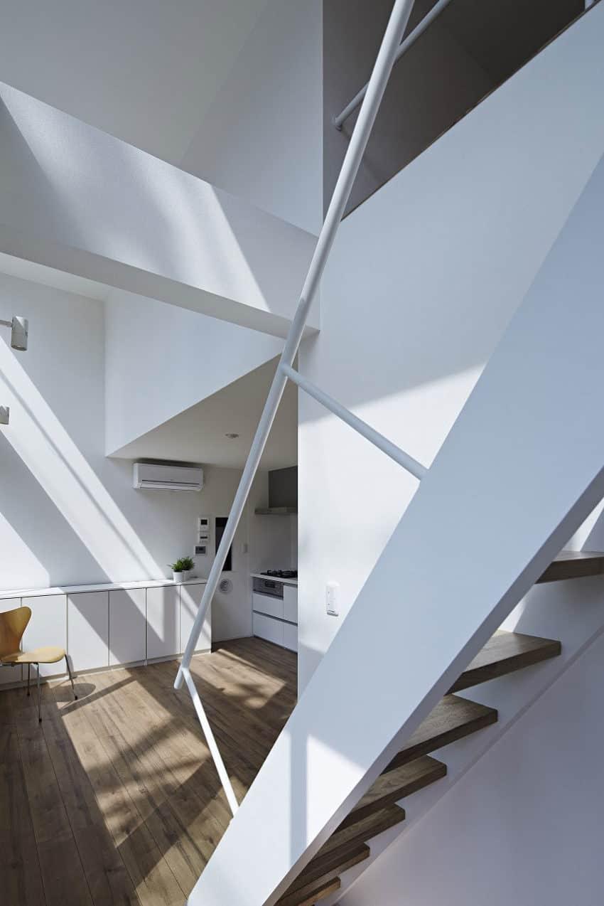 Asakusa Apartment by PANDA (11)