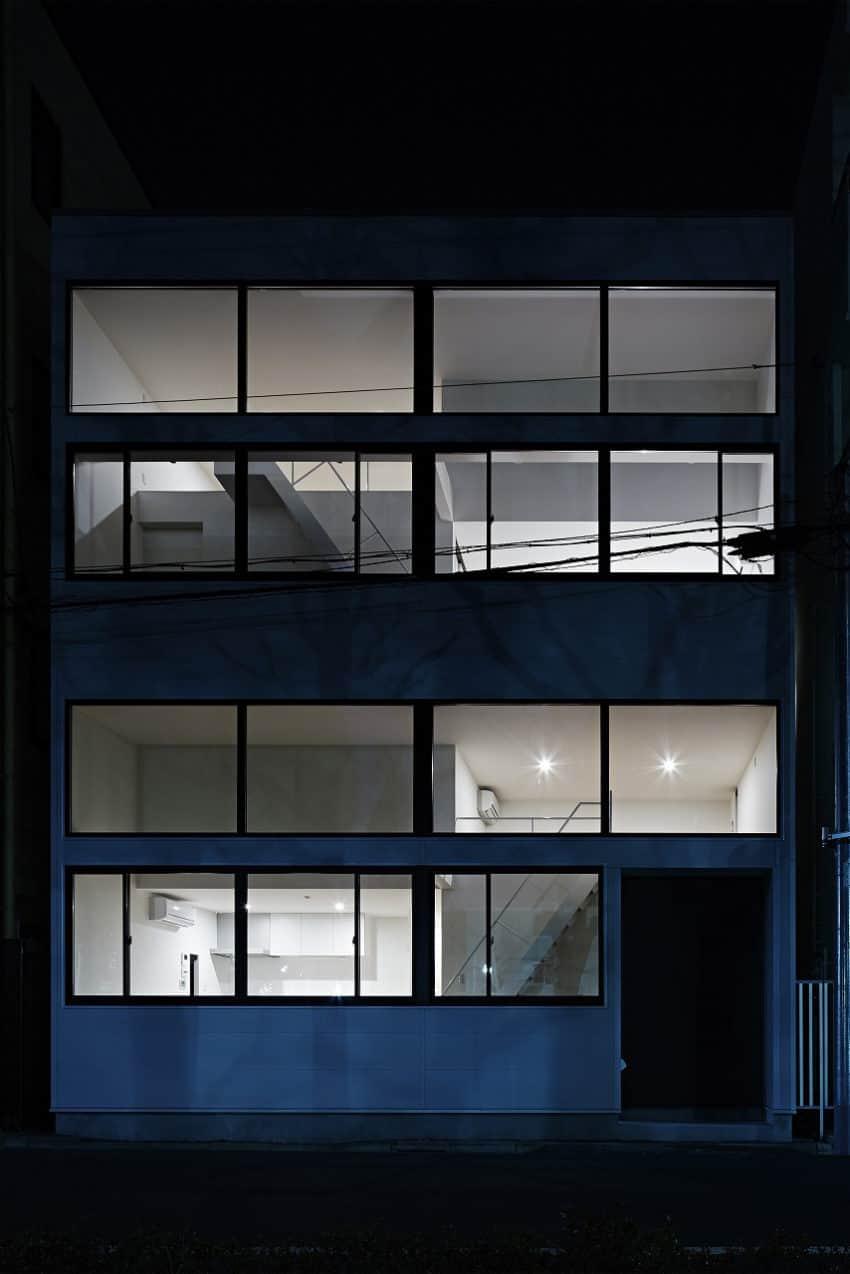 Asakusa Apartment by PANDA (18)