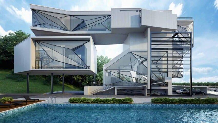 Aviator's Villa by Urban Office Architecture (4)