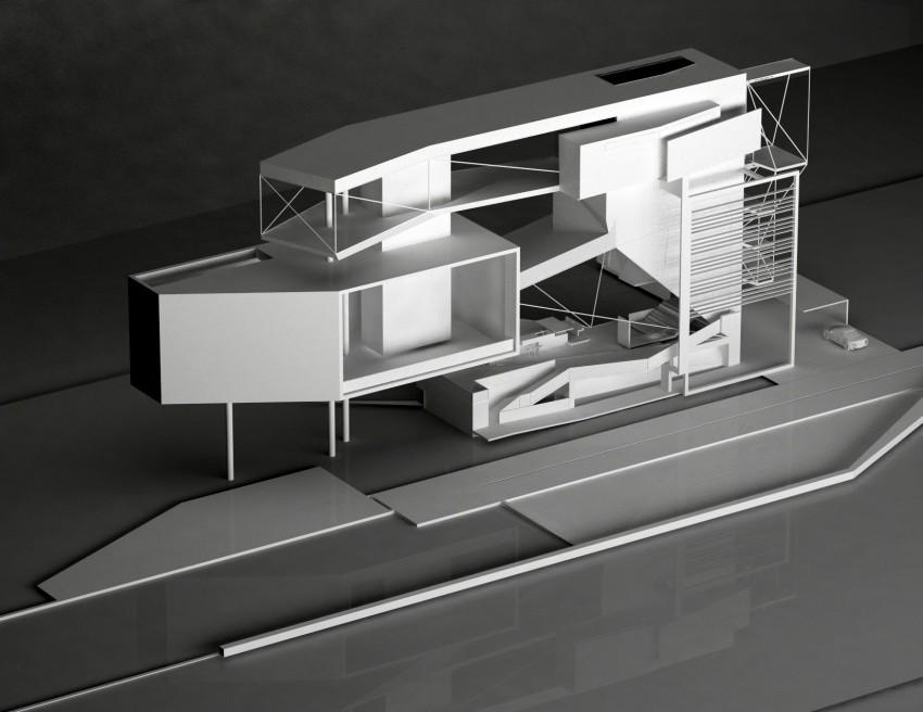 Aviators Villa By Urban Office Architecture - Aviators villa urban office architecture
