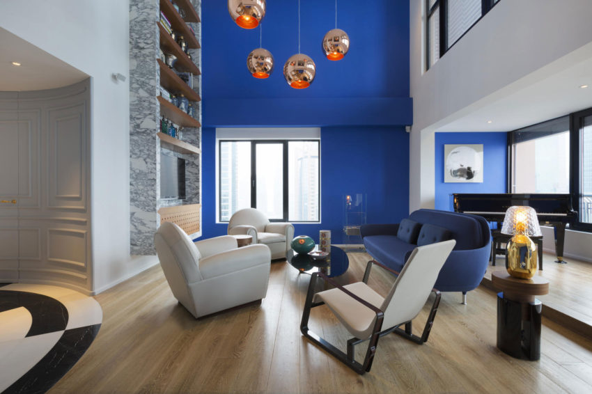 Blue Penthouse by Dariel Studio (1)