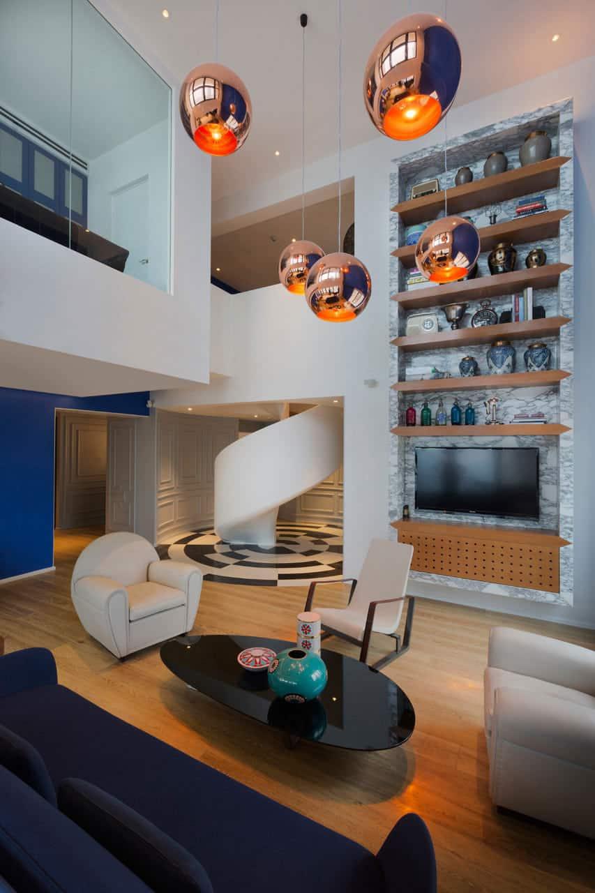 Blue Penthouse by Dariel Studio (3)