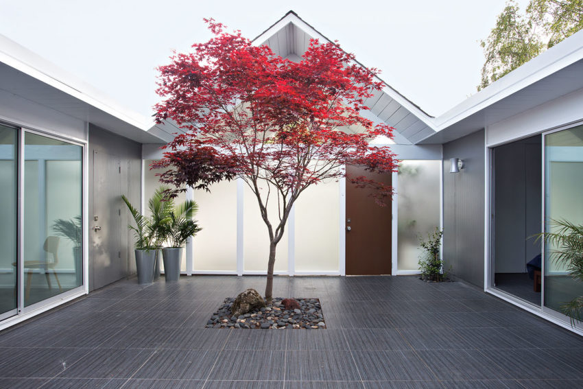 Double Gable Eichler Remodel by Klopf Architecture (2)