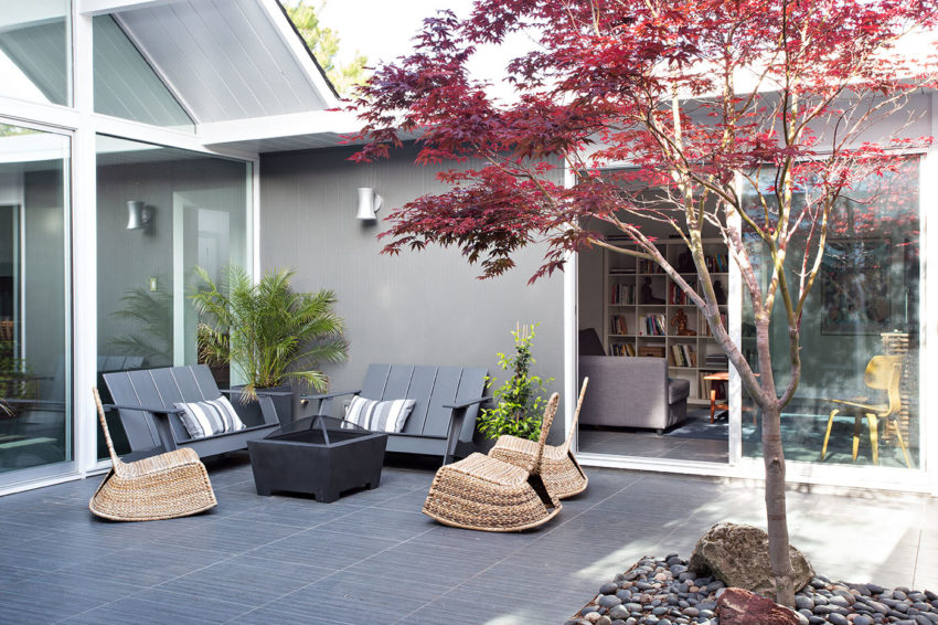 Double Gable Eichler Remodel by Klopf Architecture (3)