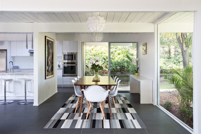 Double Gable Eichler Remodel by Klopf Architecture (8)