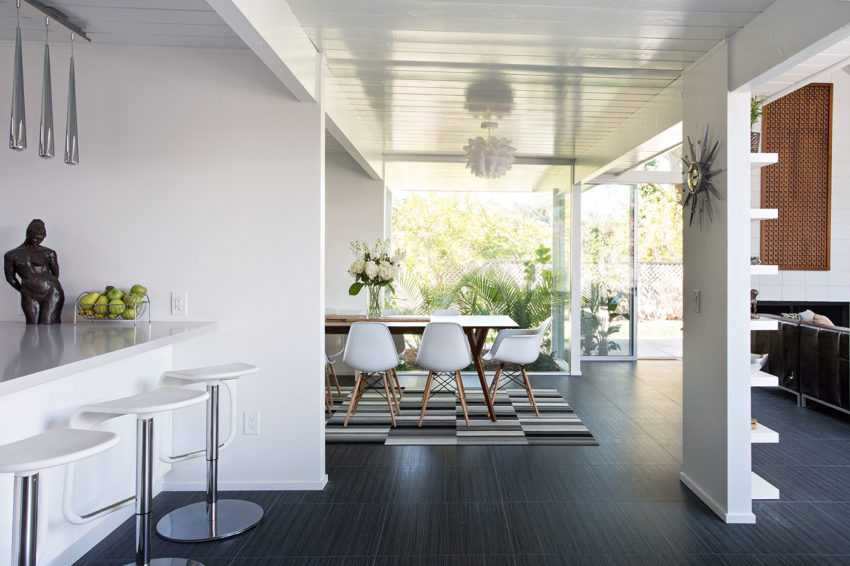 Double Gable Eichler Remodel by Klopf Architecture (9)